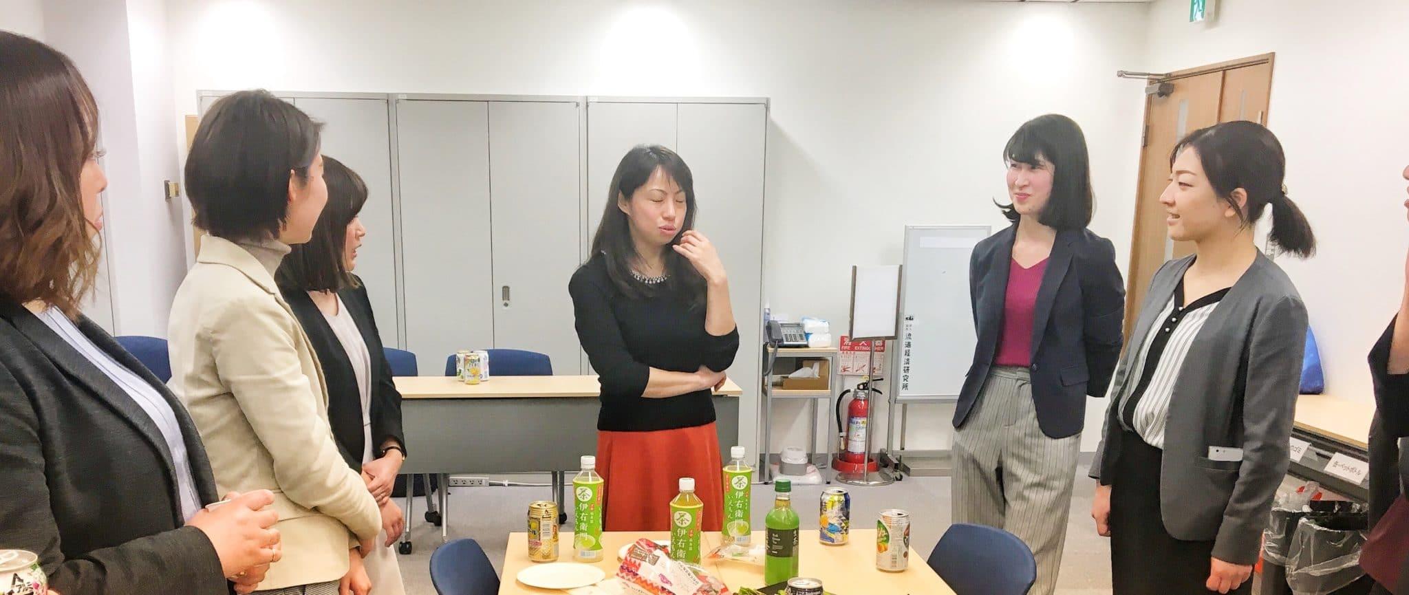 株式会社work F-style ワークエフスタイル 研修導入事例 流研共同開催女性営業